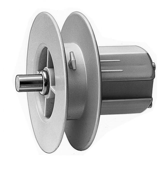 40mm Welle Gurtscheibe PVC 100 mm