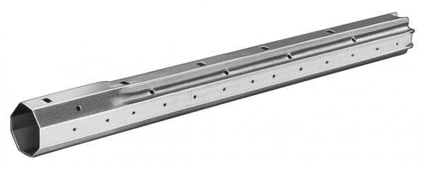Mini Verlängerungsstück, Länge 400 mm für 8-kant Stahlwelle