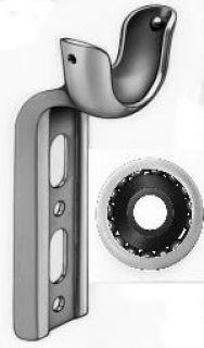 Maxi- Fertigkastenlager 35 mm inkl. Kugellager
