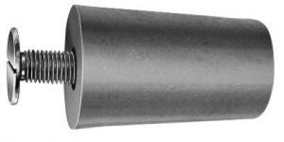 Mini Endleisten- Anschlagstopfen (L=15 mm)